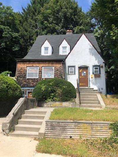 Peekskill Single Family Home For Sale: 822 Paulding Street