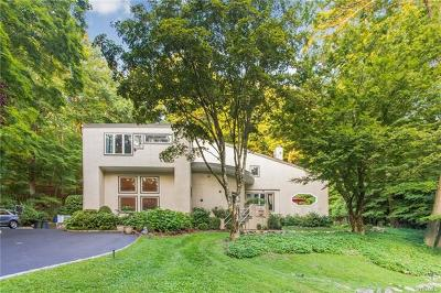 Briarcliff Manor Single Family Home For Sale: 271 Sleepy Hollow Road