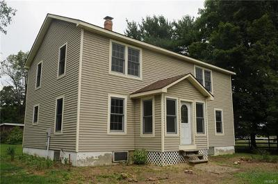 Single Family Home For Sale: 3148 State Route 52