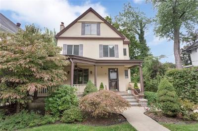 Tarrytown Single Family Home For Sale: 29 Grove Street