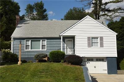 Peekskill Single Family Home For Sale: 1640 Boulevard