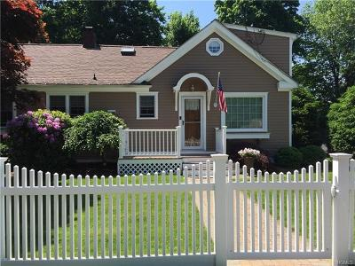 Yorktown Heights Single Family Home For Sale: 225 Gary Road