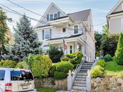 Yonkers Multi Family 2-4 For Sale: 48 Hill Terrace