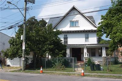 Westchester County Single Family Home For Sale: 27 Aka 25 Radford Street