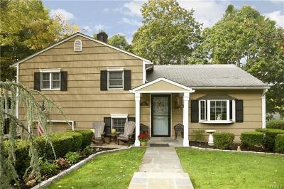 Peekskill Single Family Home For Sale: 1546 East Boulevard