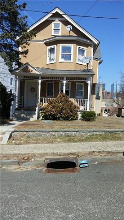 White Plains Single Family Home For Sale: 1 Lafayette Street