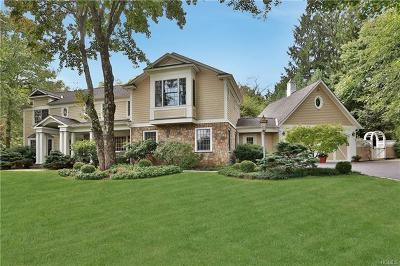 Armonk Single Family Home For Sale: 31 Sunrise Drive