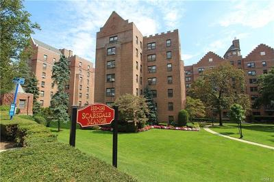 Westchester County Co-Operative For Sale: 198 Garth Road #5A