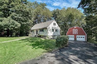 Monroe Single Family Home For Sale: 40 Circle Drive