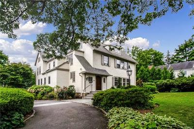 Scarsdale Single Family Home For Sale: 18 Rectory Lane
