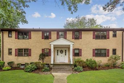 Rockland County Condo/Townhouse For Sale: 444 Somerset Drive #M