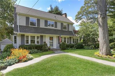Scarsdale Single Family Home For Sale: 1 Richelieu Road