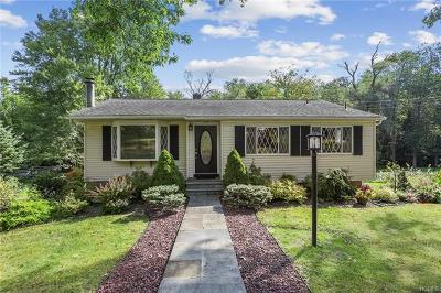 Yorktown Heights Single Family Home For Sale: 192 Weskora Road