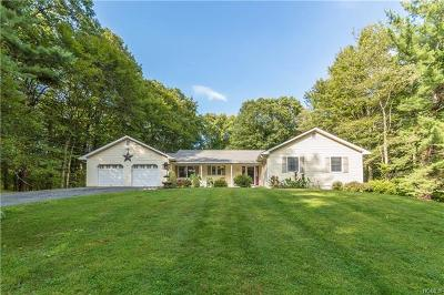 Single Family Home For Sale: 461 Burlingham Road