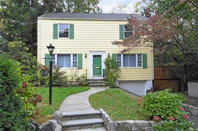 Westchester County Single Family Home For Sale: 25 Branford Road