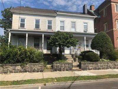 Westchester County Multi Family 2-4 For Sale: 119 Depeyster Street