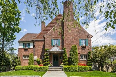 Bronxville Single Family Home For Sale: 361 New Rochelle Road