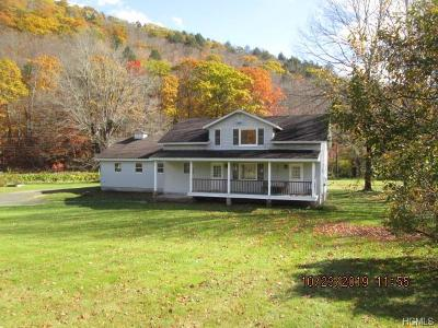 Roscoe Single Family Home For Sale: 20871 Old Route 17