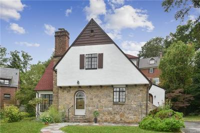 Single Family Home For Sale: 25 Edgemont Road