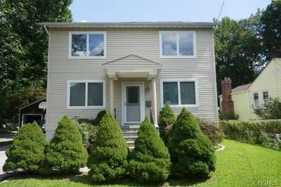 Yonkers Single Family Home For Sale: 1364 Nepperhan Avenue