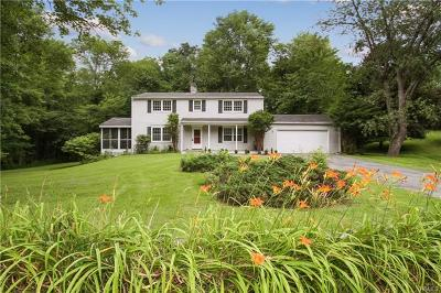 Dutchess County Single Family Home For Sale: 39 Pine Ridge Road
