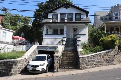 Yonkers Single Family Home For Sale: 3 Prospect Drive