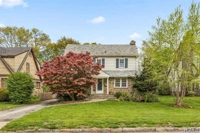 Scarsdale Single Family Home For Sale: 58 Stratford Road