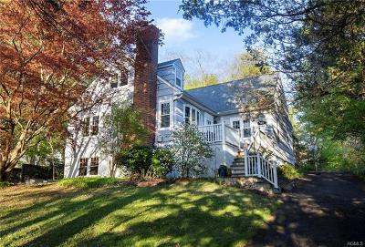 Croton-On-Hudson Single Family Home For Sale: 148 Cleveland Drive