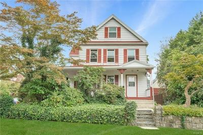 Scarsdale Single Family Home For Sale: 60 Lee Avenue