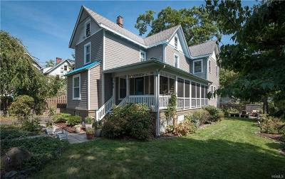 Single Family Home For Sale: 85 Washington Street