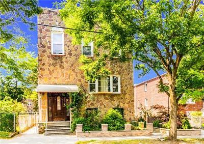 Bronx Multi Family 2-4 For Sale: 4381 Barnes Avenue