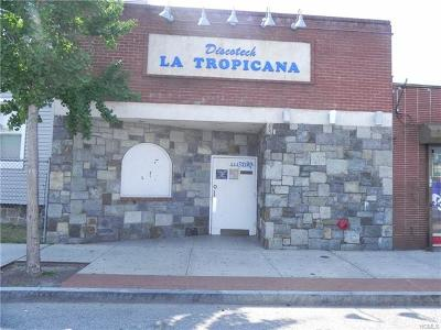 New Rochelle Commercial For Sale: 444 North Avenue
