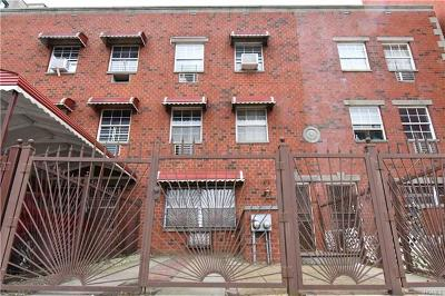 Bronx Multi Family 2-4 For Sale: 812 East 175th Street