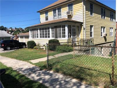 Yonkers Multi Family 2-4 For Sale: 11 Hill Terrace