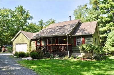 Pine Bush Single Family Home For Sale: 3755 State Route 52