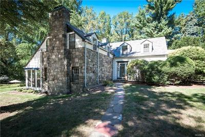Rockland County Single Family Home For Sale: 157-159 Ridge Road