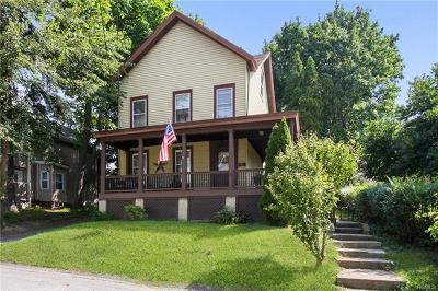 Dutchess County Single Family Home For Sale: 10 Green Street