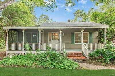 Westchester County Single Family Home For Sale: 4 Sand Street