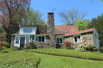 Westchester County Single Family Home For Sale: 20 Bouton Street