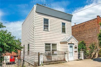 Bronx Single Family Home For Sale: 1933-1935 Pilgrim Avenue
