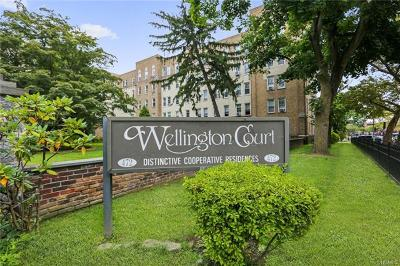 Westchester County Co-Operative For Sale: 472 Gramatan Avenue #2T