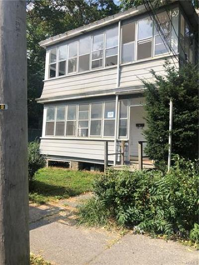 Dutchess County Multi Family 2-4 For Sale: 20 South White Street