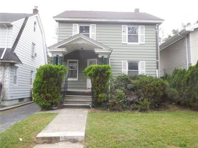 Westchester County Single Family Home For Sale: 526 South 2nd Avenue