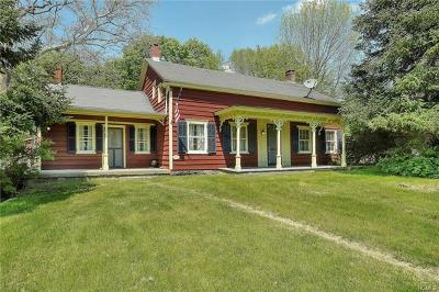 Dutchess County Single Family Home For Sale: 5163 Route 82