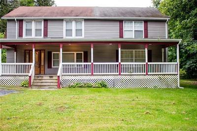 Dutchess County Single Family Home For Sale: 1024 Dutchess Turnpike