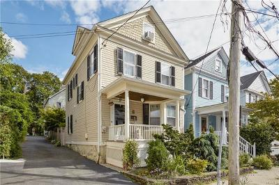 Irvington Single Family Home For Sale: 9 Grinnell Street