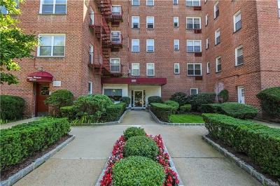 Westchester County Co-Operative For Sale: 609 Palmer Road #3H