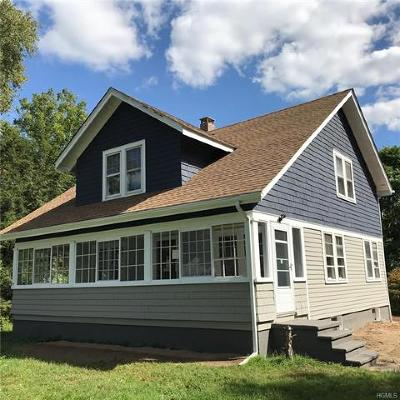 Single Family Home For Sale: 7031 Route 209