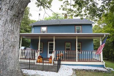 Single Family Home For Sale: 76 Hardscrabble Road