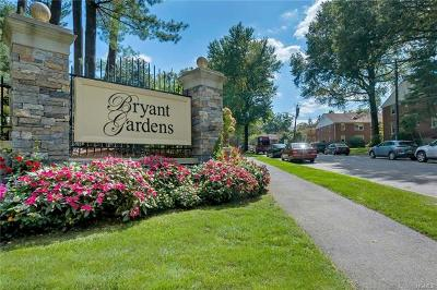 Westchester County Co-Operative For Sale: 11 Bryant Crescent #1M